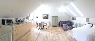 Spacious Loft Apartment