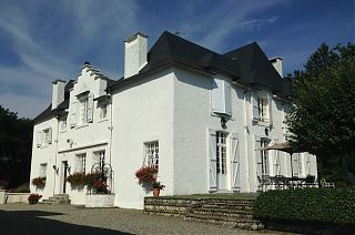 The Manor House and Terrace
