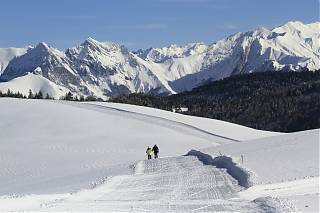 Ski de fond à Issarbe